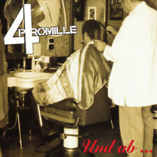 4 Promille - Und ab CD  (PUNK)(EASTER SALE 2020)