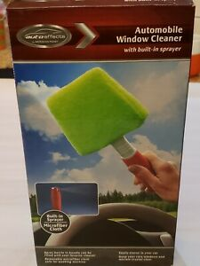 Auto Effects Automobile Window Cleaner with Built in Sprayer