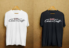 CHRIS CRAFT SEA SKIFF  Black/White T-Shirt Tee Size S - 5 XL dw1