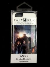 Zagg Fantastic 4 Four Limited Ed Apple iPhone 6 Case Marvel Super Heroes Cover