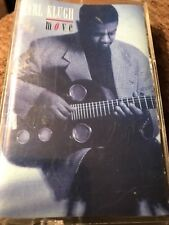EARL KLUGH - MOVE  (CASSETTE 1994)