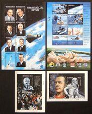 Nicaragua 2000. Scott # 2353 - 2356. Space Exploration. (4 Sheets of 8 & 1)