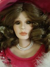 ONE OF A KIND GOEBEL HUMMEL BETTE BALL NOT PRODUCED DOLL 18""