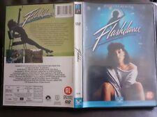 Music DVD, FLASHDANCE - Jennifer Beals, nice Music Dance movie.