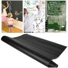 45×200cm Blackboard Removable Vinyl Wall Sticker Chalkboard Decal Chalk Board
