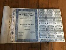 """100 (book) x Société d'Hygiène """"LE NEGRI-PIPOZ (ASNI7RES S/SEINE 92) for 1€ ?"""