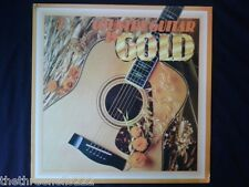VINYL LP - COUNTRY GUITAR IN GOLD COMPILATION - RDS9657