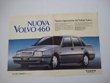 advertising Pubblicità 1993 VOLVO 460