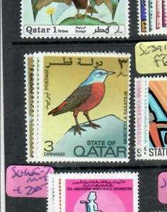 QATAR  (P0305BB)   BIRDS     SG 391-3          MOG