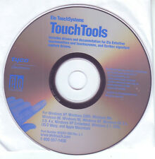 Elo TouchTools 450261-000 CD Drivers and Documentation