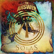 The Answer - Solas (NEW CD)