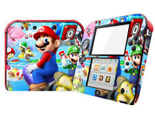 Super Mario Skin Sticker Decal Wrap Full Set Console for Nintendo 2DS