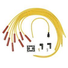 Spark Plug Wire Set-Base Accel 4040 Yellow