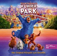 WILLKOMMEN IM WUNDER PARK - WILLKOMMEN IM WUNDER PARK-HÖRSPIEL  CD NEU