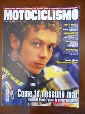 MOTOCICLISMO n°5 2004 Ducati 749R 999 R - Honda CBF600 Suzuki GSX-R 750 [P29]