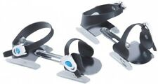 Childrens Ice Skate - Double Blades, Easily Fit To Shoes - Black