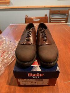 dexter mens dress shoes size 9 1/2