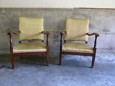 English Fireside Chairs