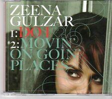 (EY328) Zeena Gulzar, Do I / Movin' On Goin' Places - 2005 CD