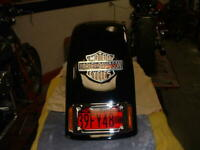 Harley Davidson Rare Vintage Springer Softail LED Brake Tail Bike  Turn Light