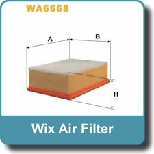 NEW Genuine WIX Replacement Air Filter WA6668