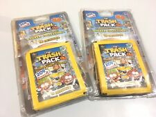 The Trash Pack Stickers Gross Gang 2x8 Packs 16 Metalics New Sealed