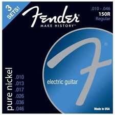 Pièces et accessoires Fender pour guitare et basse