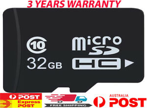 Micro SD Card Memory Card 32GB Ultra Fast Class 10 For Mobile, Camera, Tablets