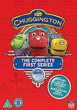 Chuggington - Series 1 - Complete (DVD, 2011, 6-Disc Set)