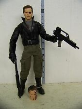 Terminator 12in Custom Made Figure LOOSE