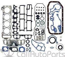 FITS: 85-95 TOYOTA 4RUNNER PICKUP 2.4L 22RE 22REC SOHC 8V ENGINE FULL GASKET SET