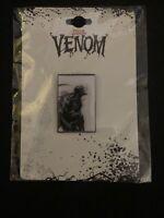 Marvel Venom Enamel Art Pin - Spider-Man Comics - NEW 🔥