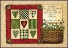 Art Print, Framed or Plaque by Linda Spivey - Mother's Quilt - LS438-R