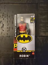 """DC Batman Missions ROBIN 6"""" Action Figure NEW Sealed Package Free Shipping"""