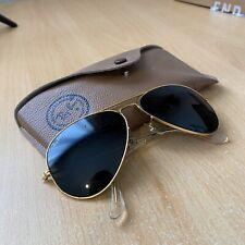 Vintage Ray Ban B&L Aviator Sunglasses