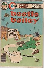 Mort Walker BEETLE BAILEY #119 Charlton comics Nov 1976 Bronze Age Sarge Snorkle