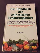 Das Handbuch der chinesischen Ernährungslehre von Flaws/ Wolfe