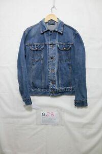 Veste Jeans Wrangler 4 tasche D'Occassion (Cod.G28) Taille 38/46 en Unisexe