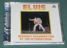 Elvis Presley Midnight Resurrection At The International Hotel CD Aug 25 1969 NM