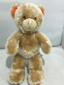 LIGHT BROWN SPORT BASEBALL AT AND T PARK RARE LIMITED EDITION BUILD A BEAR