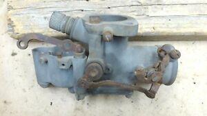 1932 Essex MARVEL CARBURETOR 10-272 Original 1933 Hudson Super 6 cylinder