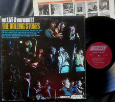 THE ROLLING STONES - GOT LIFE IF YOU WANT IT! Ultrarare US 1966 MONO LP Release!