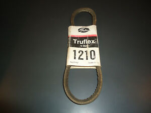 Accessory Drive Belt-High Capacity V-Belt (Standard) Gates Charter 15610