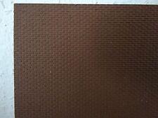 N Jordan Nr.903 Mauerwerk Ziegel Backstein sandsteinrot 12x50 cm neu OVP