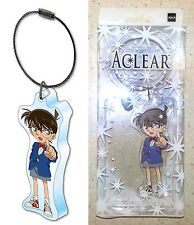 Detective Conan Case Closed Aclear Acrylic Key Ring Conan Pointing Ver Licensed