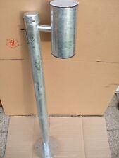 Konstsmide 591-320 Ull High Power LED Wegeleuchte aus galvanisiertem Stahl