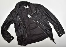 G-Star Raw, Revend portones 3d Ajustado overshirt, Black myrow Nailon