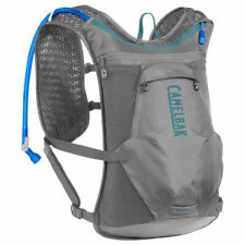 Camelbak Chase 8 Vest 70oz Hydration Pack Gunmetal/Larkspur