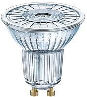 3 x Osram LED Lampadina PAR16 GU10 4.3w 36 gradi 2700k Ultra bianco caldo-