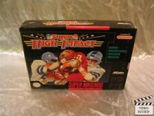 Super High Impact (Super Nintendo Entertainment System, 1993) No Inst.